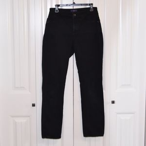 Not Your Daughters Jeans  Black Jeans Size 8